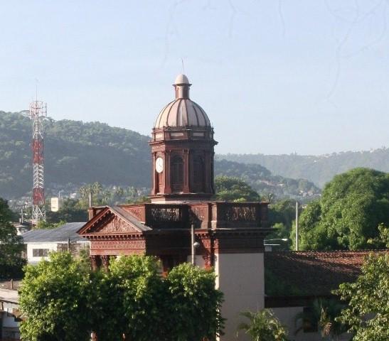 Iglesia de Candelaria, San Salvador