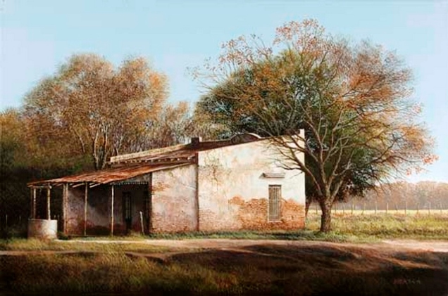Jorge Frasca, pintor argentino