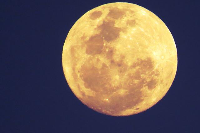 Luna de día 10