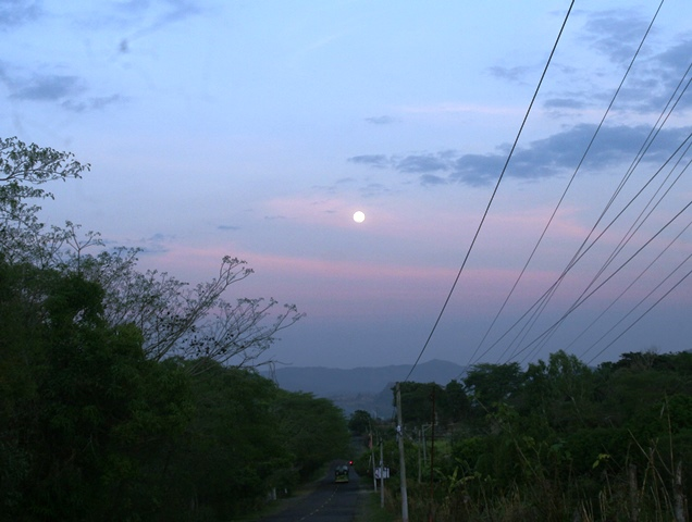 Luna de día 3