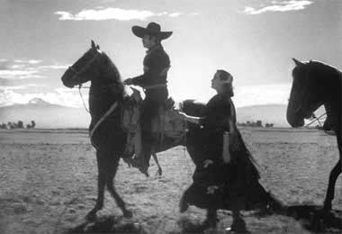 María Félix y Pedro Armendáriz