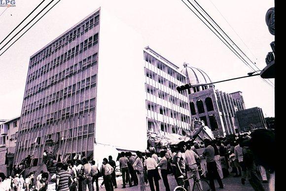 Terremoto de 1986 San Salvador 3