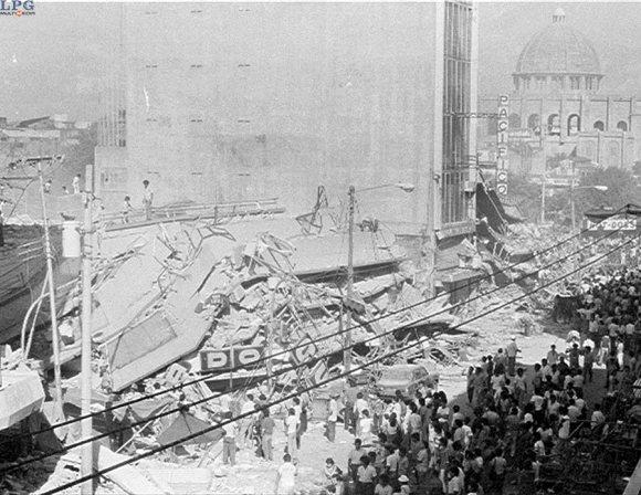 Terremoto de 1986 San Salvador