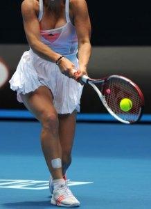 Minifalda tenis
