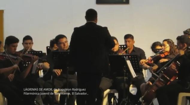 Filarmónica Juvenil de San Vicente