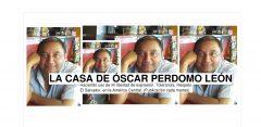 LA CASA DE ÓSCAR PERDOMO LEÓN. Haciendo uso de mi libertad de expresión. El Salvador, en la América Central. Publicación cada martes.