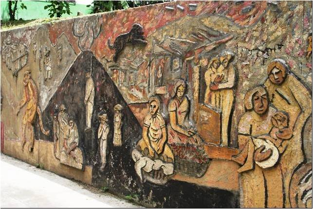 MONUMENTO A LA MEMORIA Y LA VERDAD. El Salvador. Imagen1 (3)