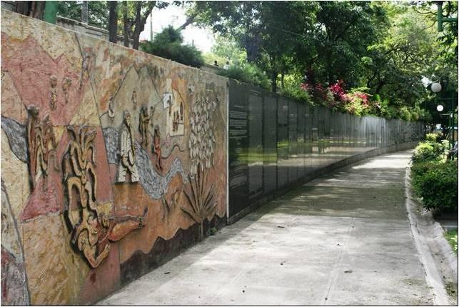 MONUMENTO A LA MEMORIA Y LA VERDAD. El Salvador. Imagen1 (4)