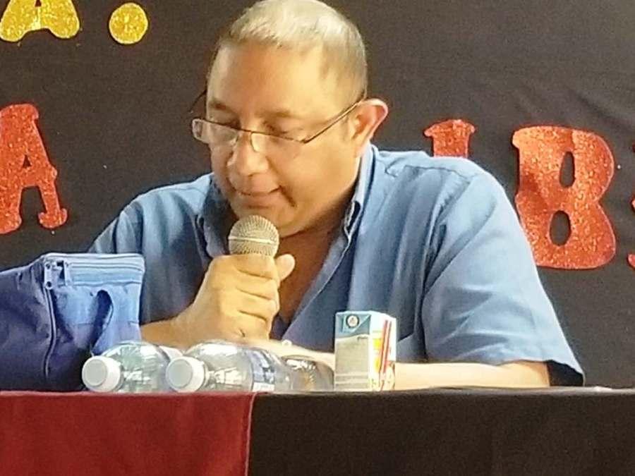 Festival de poesía Amada Libertad. Atiquizaya 11 julio 2019 6