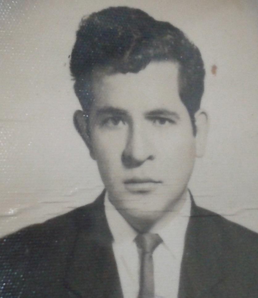 Óscar Alfredo Perdomo Escobar (1939 - 1972)